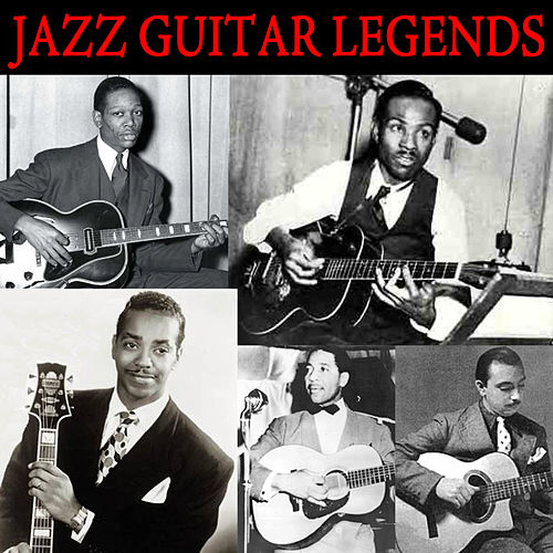 Jazz Guitar Legends by Various Artists
