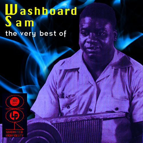 The Very Best Of by Washboard Sam