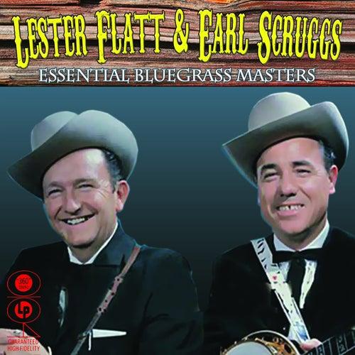 Essential Bluegrass Masters by Flatt and Scruggs
