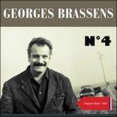 N°4 (Original Album 1956) de Georges Brassens