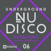 Underground Nu-Disco Sessions, Vol. 6 - EP de Various Artists