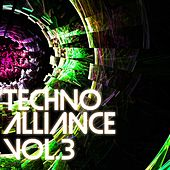 Techno Alliance, Vol. 3 - EP von Various Artists
