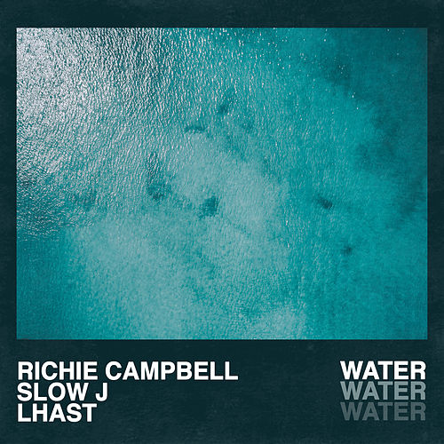 Water de Richie Campbell