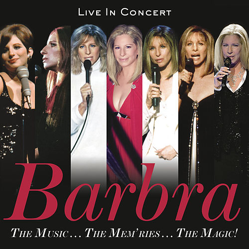 The Music...The Mem'ries...The Magic! de Barbra Streisand