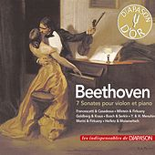 Beethoven: 7 Sonates pour violon et piano (Les indispensables de Diapason) de Various Artists