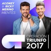 Mientes (Operación Triunfo 2017) de Ricky Merino