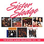 The Studio Album Collection: 1975 - 1985 de Sister Sledge