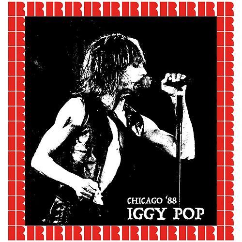 The Metro, Chicago, July 12th, 1988 by Iggy Pop
