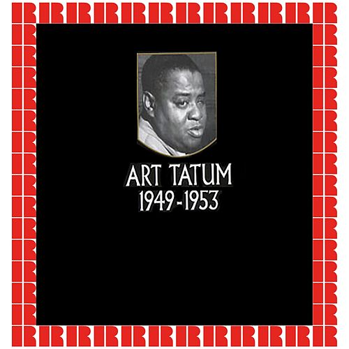 The Capitol And Columbia Recordings 1949-1953 by Art Tatum