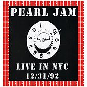 The Academy, New York, December 31st, 1992 by Pearl Jam