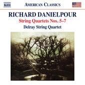 Richard Danielpour: String Quartets Nos. 5-7 by Various Artists