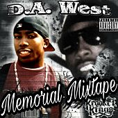 D.A. West Memorial Mixtape by Dj Da West