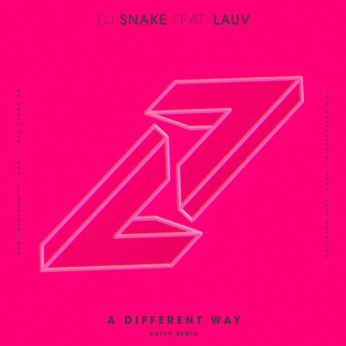 A Different Way (Kayzo Remix) by DJ Snake