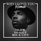 Why I Love You (Remix) [feat. Shaggy & Rock City] de MAJOR.