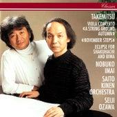 Takemitsu: November Steps; Viola Concerto; Eclipse by Various Artists