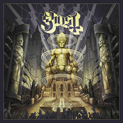 """Ghost: """"Ceremony And Devotion"""""""