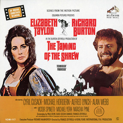 The Taming of the Shrew: Scenes from the Motion Picture by Nino Rota