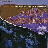 From the Newport Jazz Festival Tribute to Charlie Parker by Billy Higgins