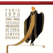 Paris 1920 - Poulenc: Les Biches; Milhaud: Le boeuf sur le toit; Honegger: Pacific 231 by Semyon Bychkov