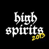 2013 de The High Spirits