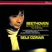Beethoven: Symphony No.9 by Seiji Ozawa