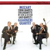 Mozart: String Quartets Nos. 16 & 17 by Guarneri Quartet