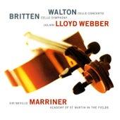 Britten: Cello Symphony / Walton: Cello Concerto by Sir Neville Marriner