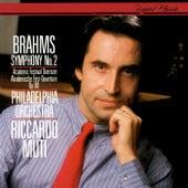 Brahms: Symphony No. 2; Academic Festival Overture by Riccardo Muti