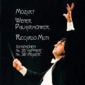 Mozart: Symphonies Nos. 35 & 38 by Riccardo Muti