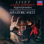 Liszt: A Faust Symphony de Sir Georg Solti