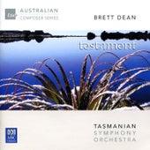 Brett Dean: Testament by Sebastian Lang-Lessing