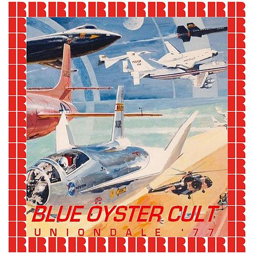Nassau Coliseum Uniondale, New York USA, February 4, 1977 by Blue Oyster Cult