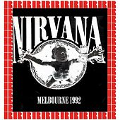 The Palace, Melbourne, Australia, February 1st, 1992 by Nirvana