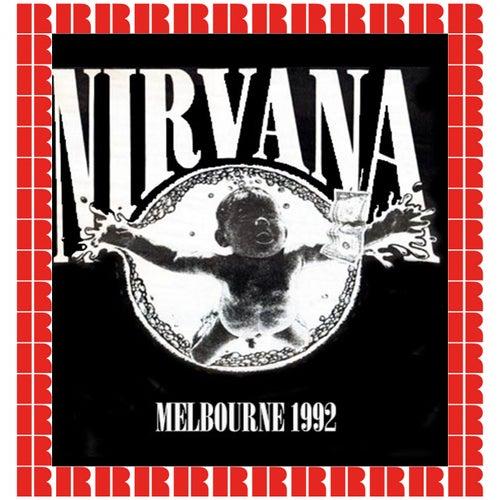 The Palace, Melbourne, Australia, February 1st, 1992 de Nirvana