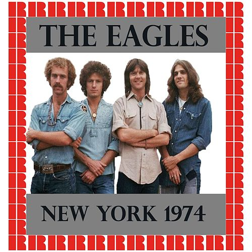 Beacon Theatre, New York, March 14th, 1974 by Eagles