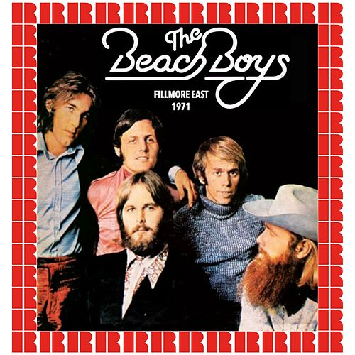 Fillmore East, New York, June 27th, 1971 de The Beach Boys