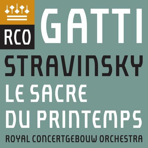 Stravinsky: Le sacre du printemps (Live) by Royal Concertgebouw Orchestra