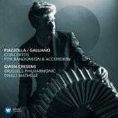 Piazzolla/Galliano: Concertos for Bandoneon & Accordion by Gwen Cresens