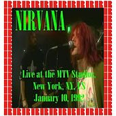 MTV Studios, New York, January 10th, 1992 de Nirvana