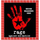 Irvine Meadows, Ca. June 17th, 1995 van Rage Against The Machine