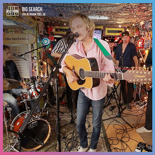 Big Search - Jam in the Van (Live Session) by Big Search