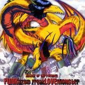 The Attack of the 3 Headed Funkazoid Freaklovemonster by Mama's Gravy
