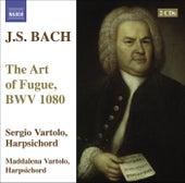 BACH, J.S.: Kunst der Fuge (Die) (Sergio and Maddalena Vartolo) by Sergio  Vartolo