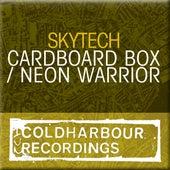 Cardboard Box / Neon Warrior by Skytech
