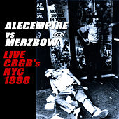 Alec Empire Vs. Merzbow Live CBGB's NYC 1998 by Alec Empire