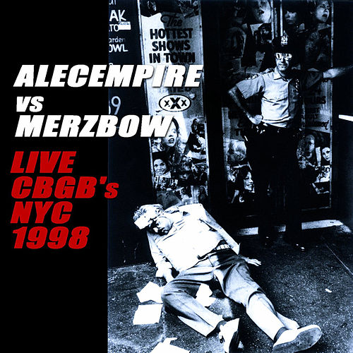Alec Empire Vs. Merzbow Live CBGB's NYC 1998 by Alec Empire