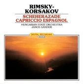 Classical Favorites - Riksky - Korsakov: Scheherazade Capriccio Espagnol by Various Artists