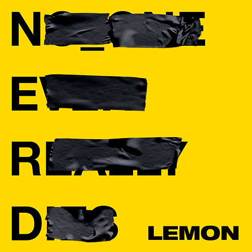Lemon (Edit) de N.E.R.D