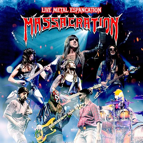 Live Metal Espancation de Massacration
