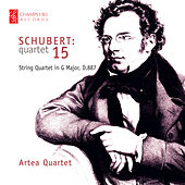 Schubert: String Quartet No. 15 by Artea Quartet
